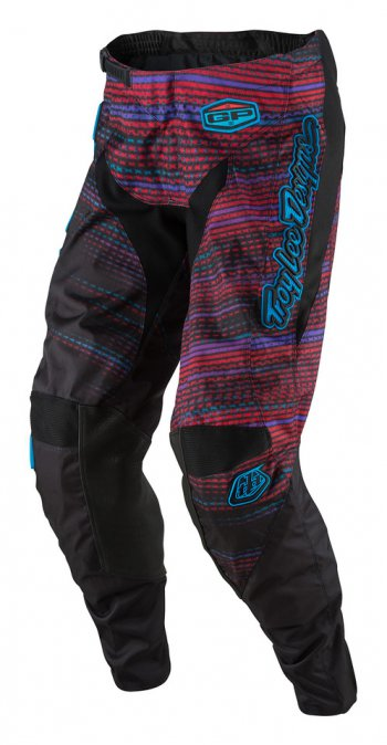 TROY LEE DESIGNS MX PANTS GP ELECTRO - BLACK